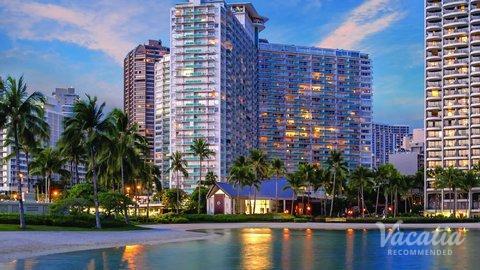 Picture of Waikiki Marina Resort at the Ilikai