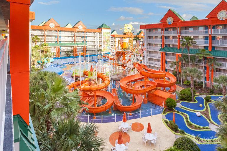 Timeshares In Florida >> Nickelodeon Suites Resort Timeshare Resorts Orlando Florida