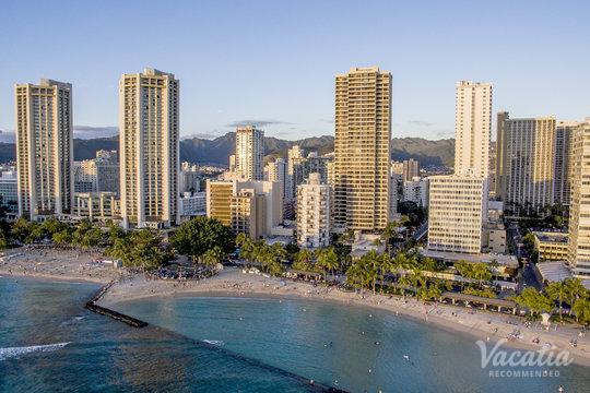 The Residences at Waikiki Beach Tower