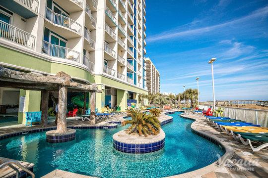 Myrtle Beach Resorts With Lazy River