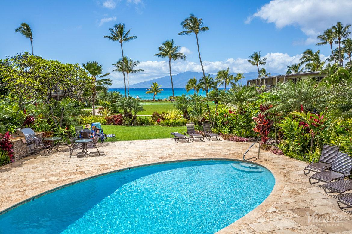 The Mauian - Boutique Beach Studios on Napili Bay Image