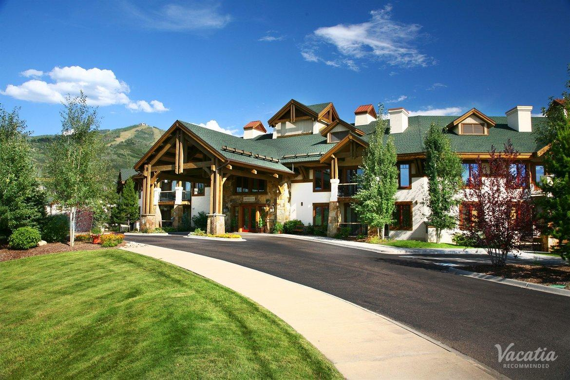 Eagleridge lodge steamboat springs vacatia for Cabin rentals near steamboat springs