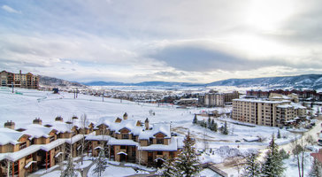 Bronze Tree Condominiums by Steamboat Resorts