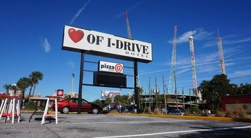 Heart of I-Drive near Universal Orlando