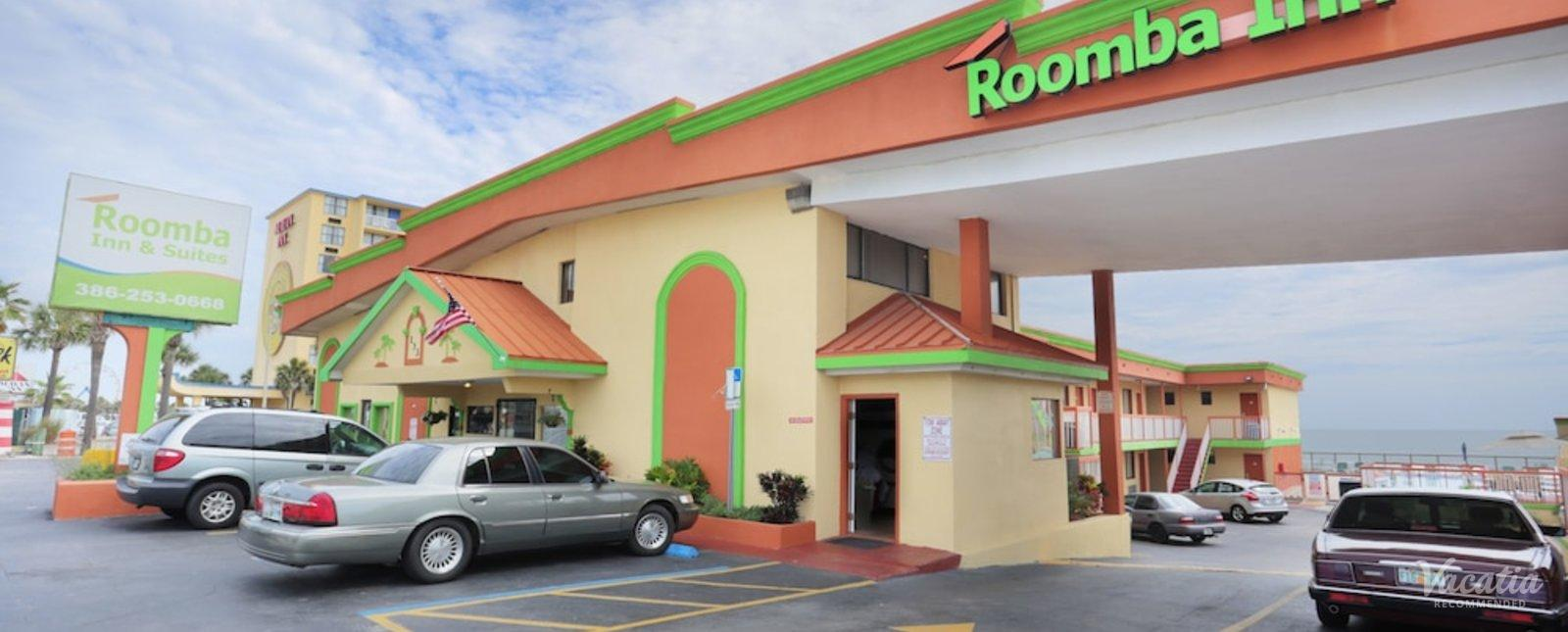 Roomba Inn Amp Suites Daytona Beach Hotels In Florida