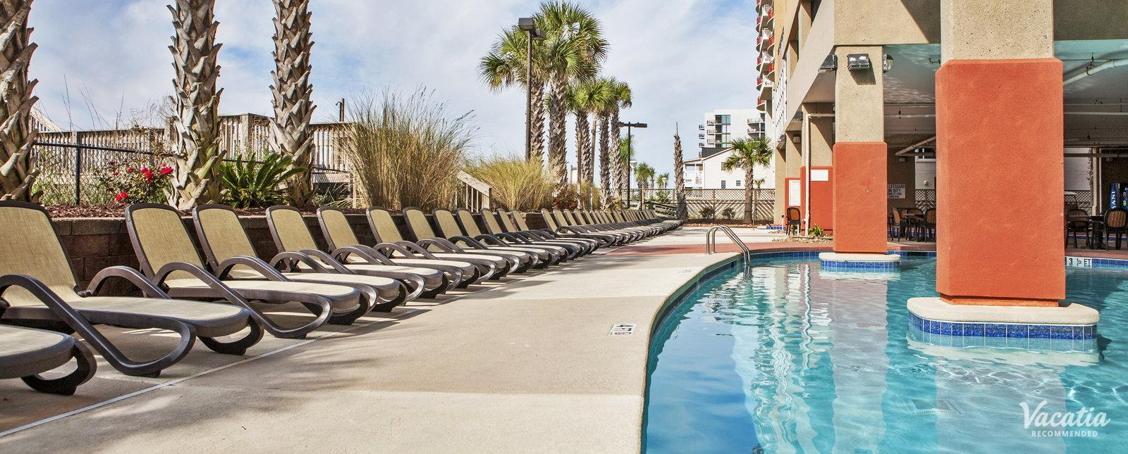Bahama Sands Luxury Condominiums (Atlantic Breeze Ocean Resort) fun family pools