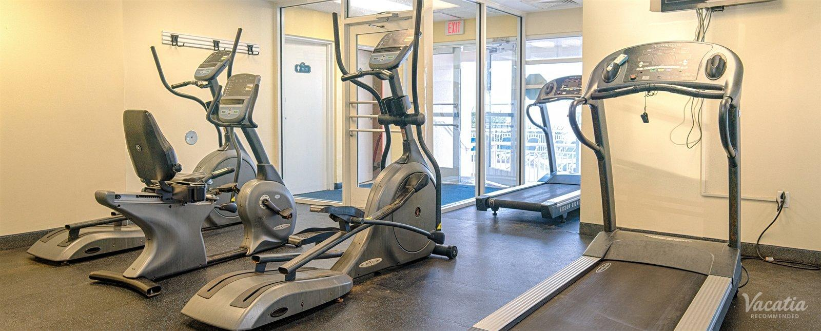 Bay Watch Resort Beach Fitness Center