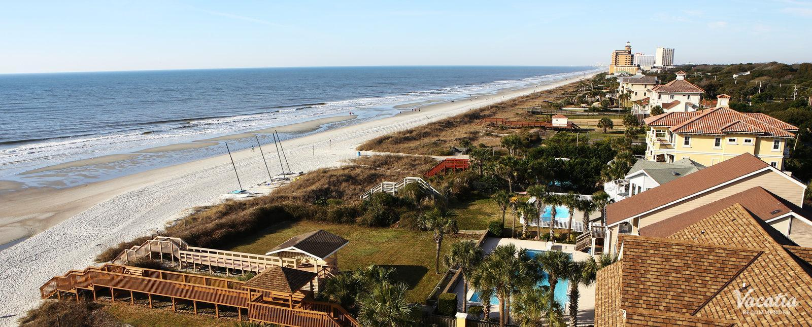 Beach House Golf and Racquet Club quiet myrtle beach area