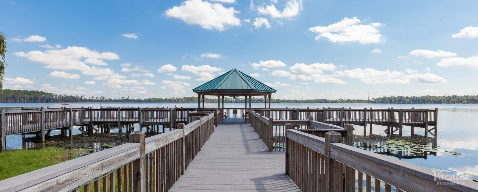 Blue Heron Resort Lake Bryan Boardwalk