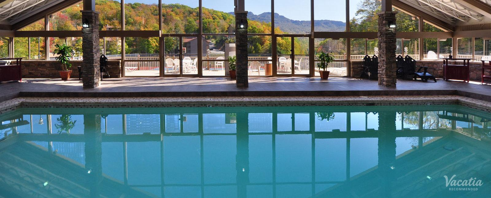 Bluegreen Vacations Blue Ridge Village Pool