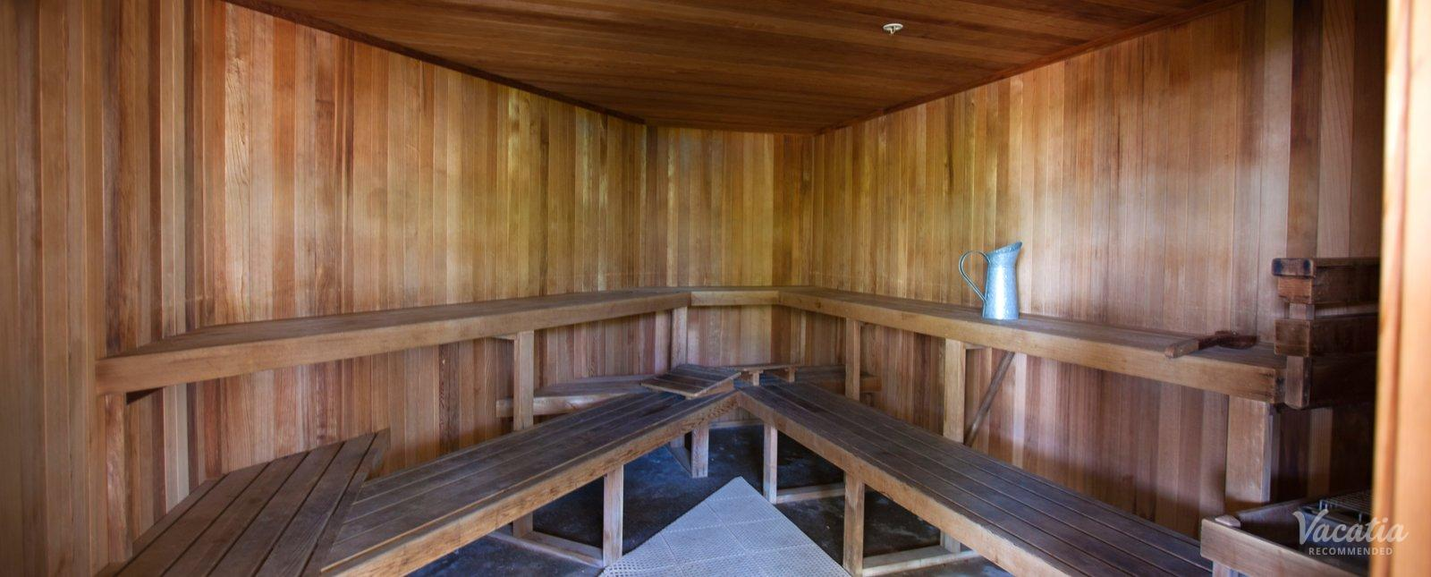 Caribe Cove Resort Sauna
