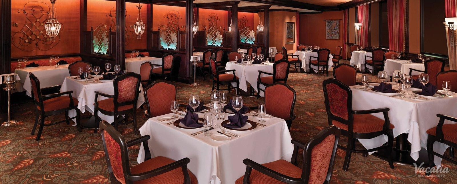 Caribe Royale Restaurants