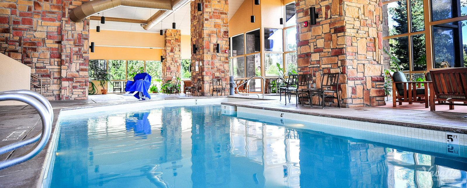 Cedar Breaks Lodge Pool