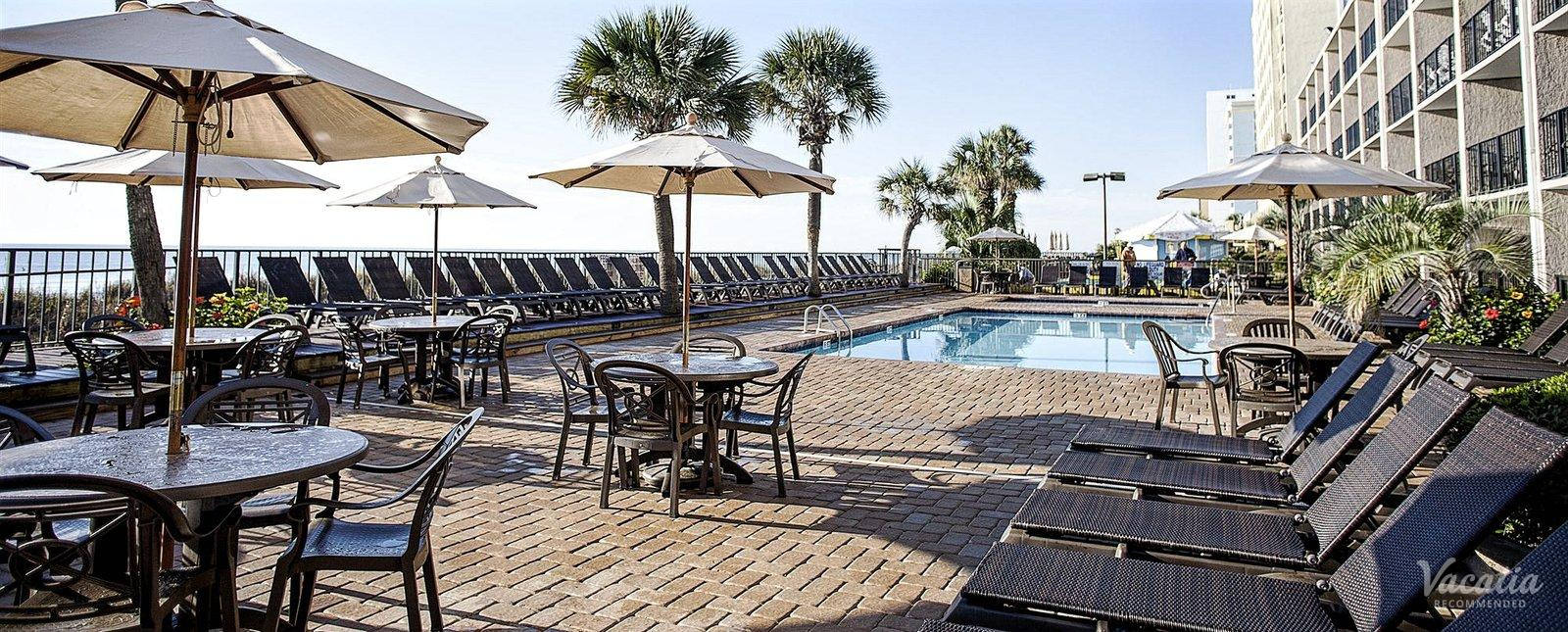 Resorts In Myrtle Beach With Outside Bar