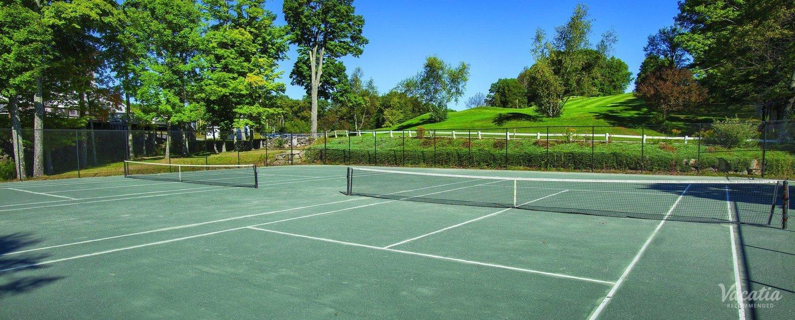 Crotched Mountain Resort Tennis Courts