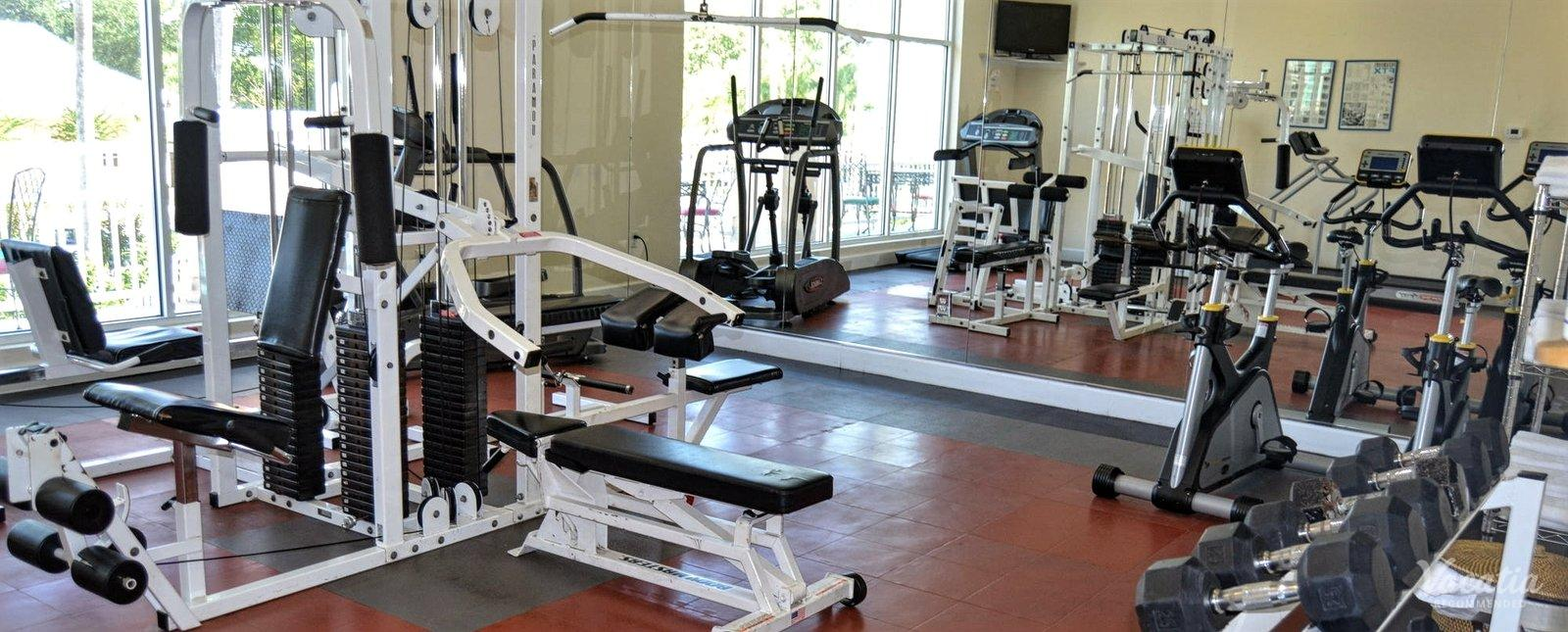 Cypress Pointe Resort Fitness Center