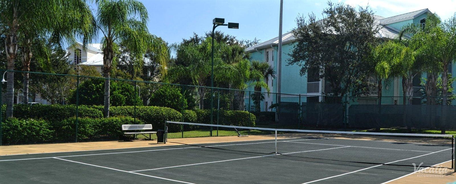 Cypress Pointe Resort Tennis Courts