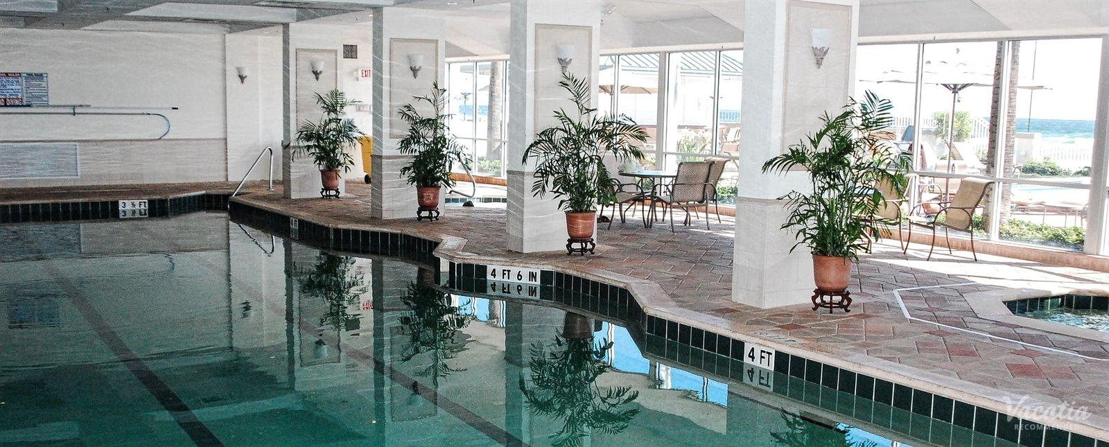 Daytona Beach Resort & Conference Center Indoor Pool