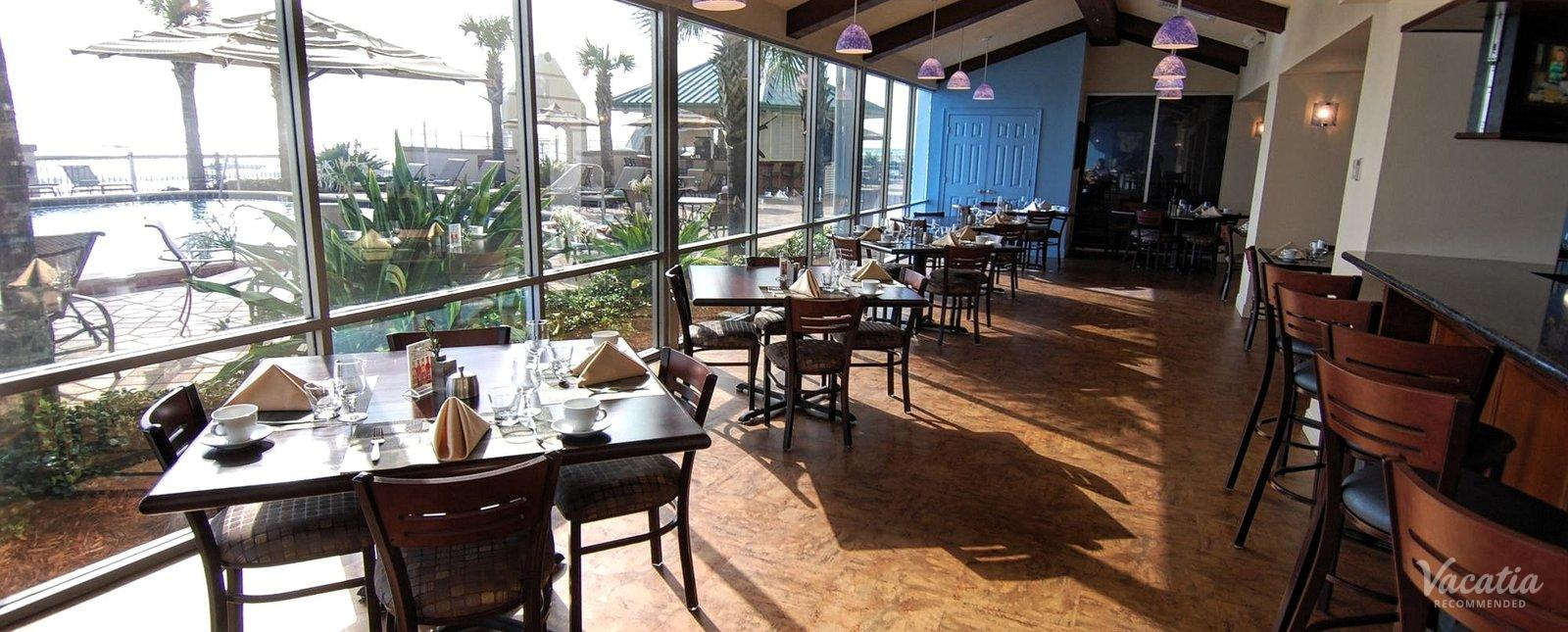 Daytona Beach Resort & Conference Center Oceanfront Restaurant