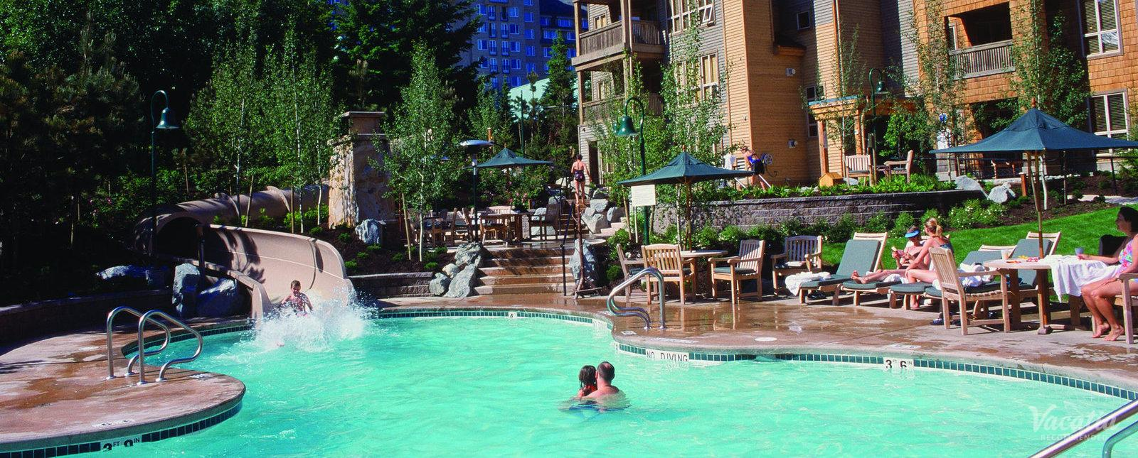 Embarc Whistler Pool