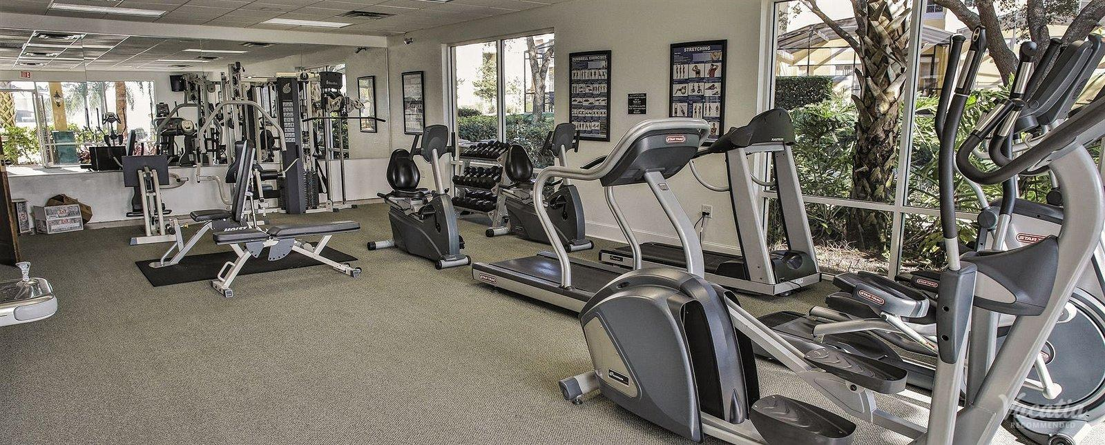 Encantada Resort Fitness Center
