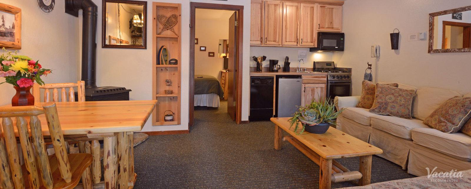 Franciscan Lakeside Lodge Condo Rentals