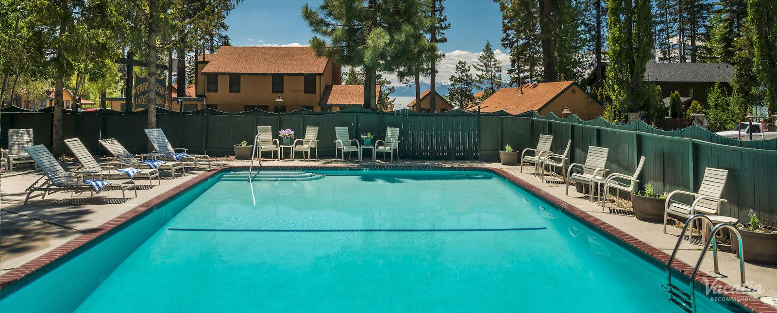 Franciscan Lakeside Lodge Pool
