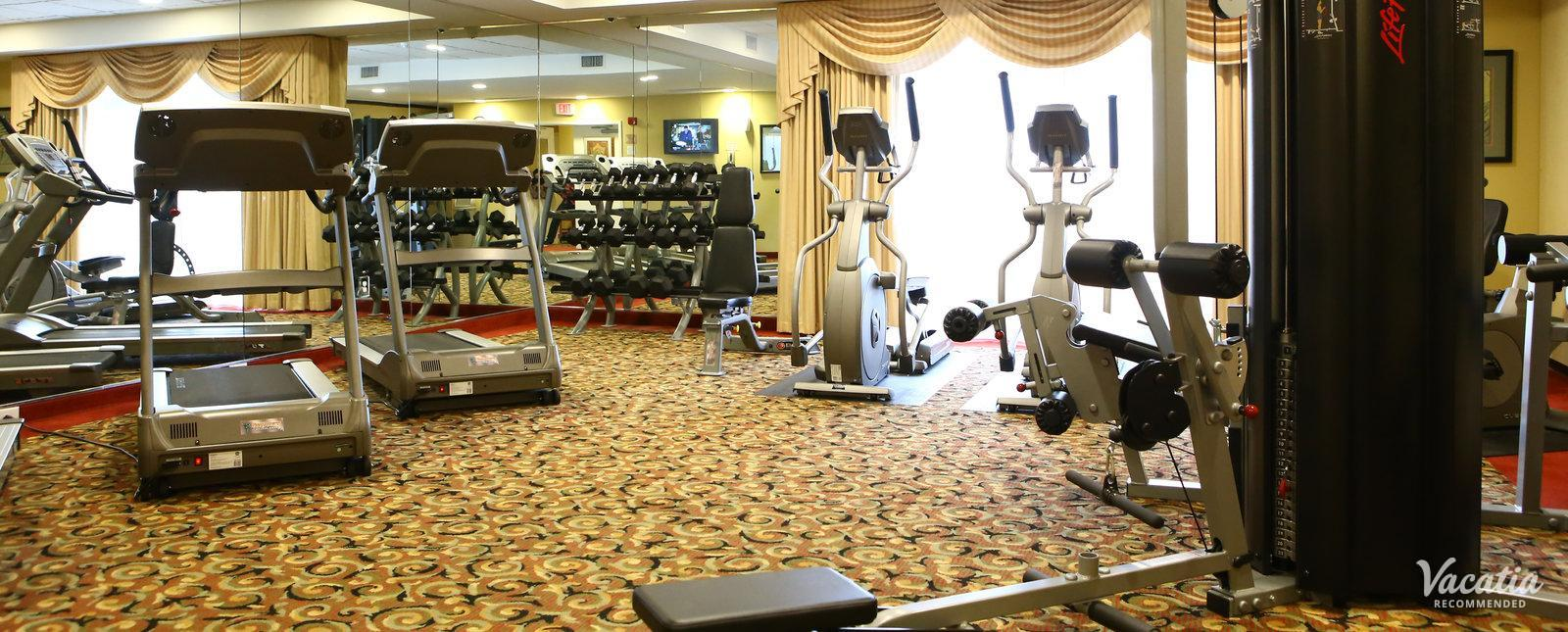 Grand Atlantic Ocean Resort resort fitness center