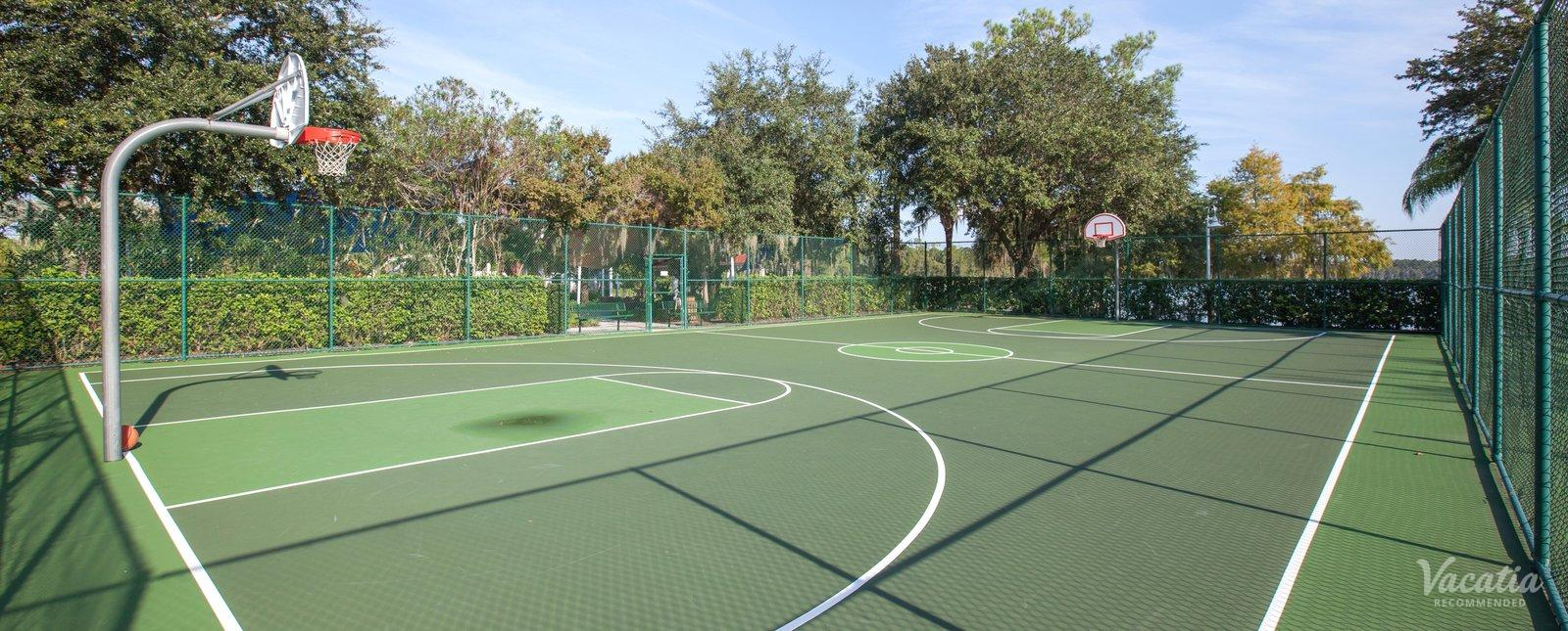 Grand Beach Resort Basketball Courts