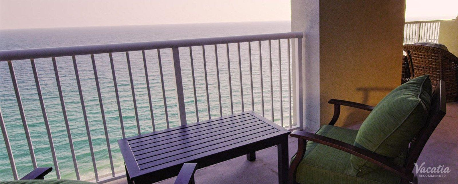 Grand Panama Beach Resort Balcony View