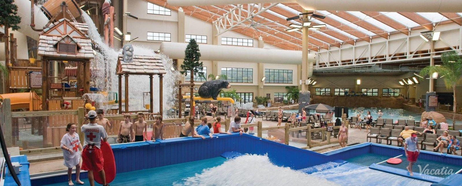 Great Smokies Lodge Wyndham Water Park