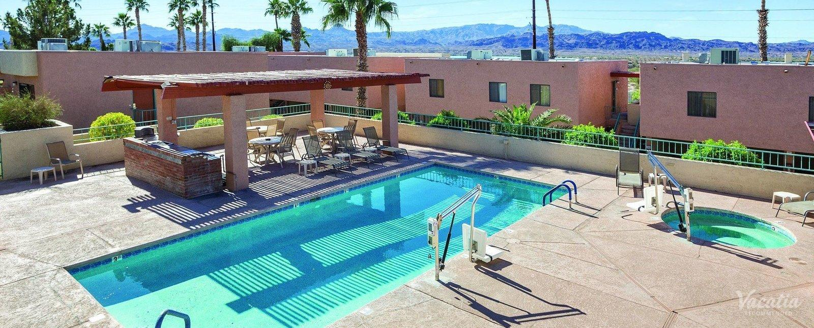 Havasu Dunes Resort Pools