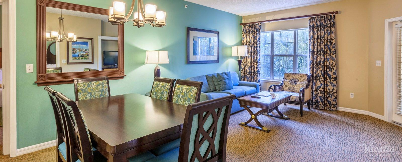 Hilton Grand Vacations Club SeaWorld Condo Rental
