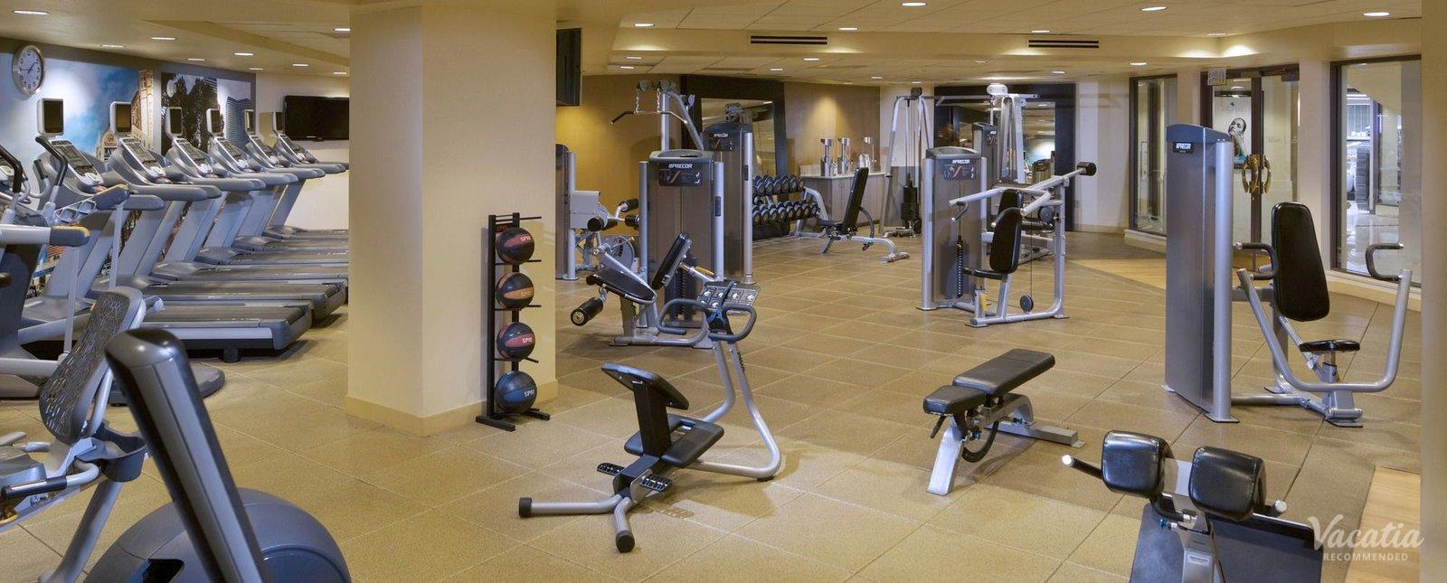Hilton Grand Vacations on the Las Vegas Strip Fitness Center