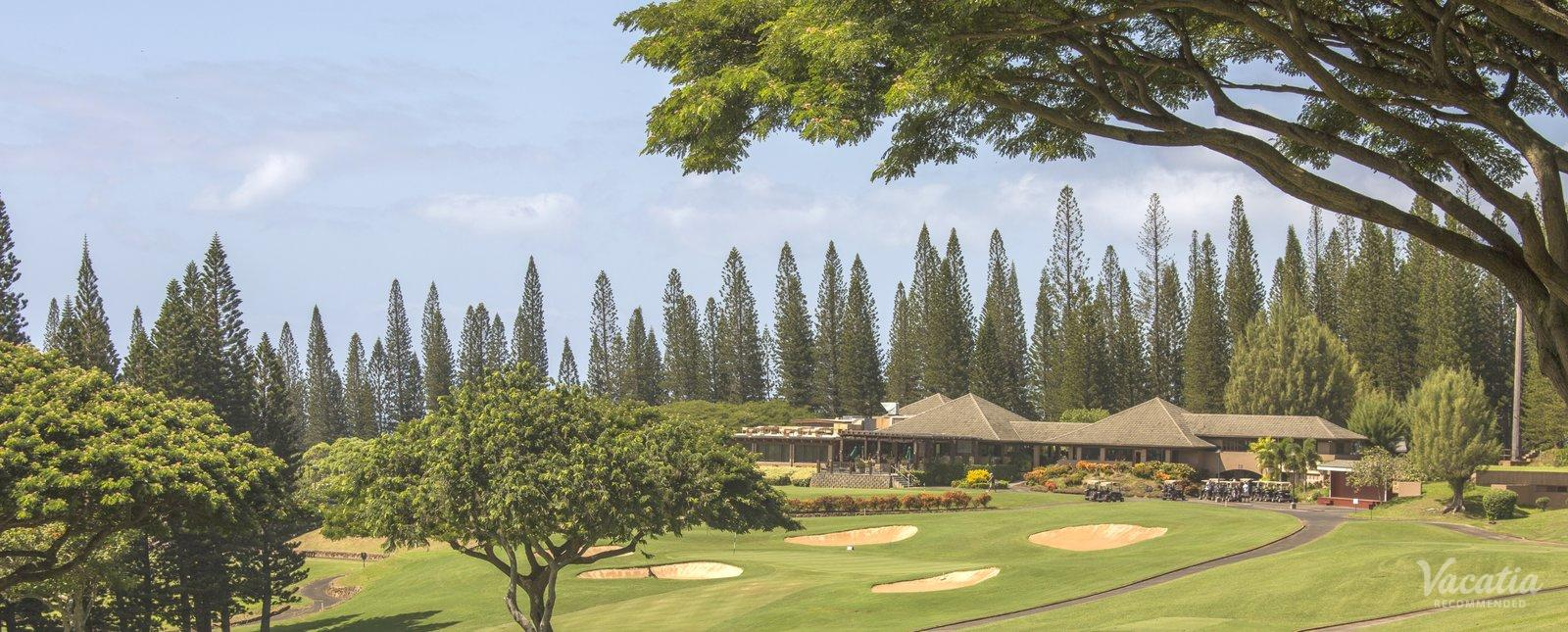 Kapalua Villas Golf Club