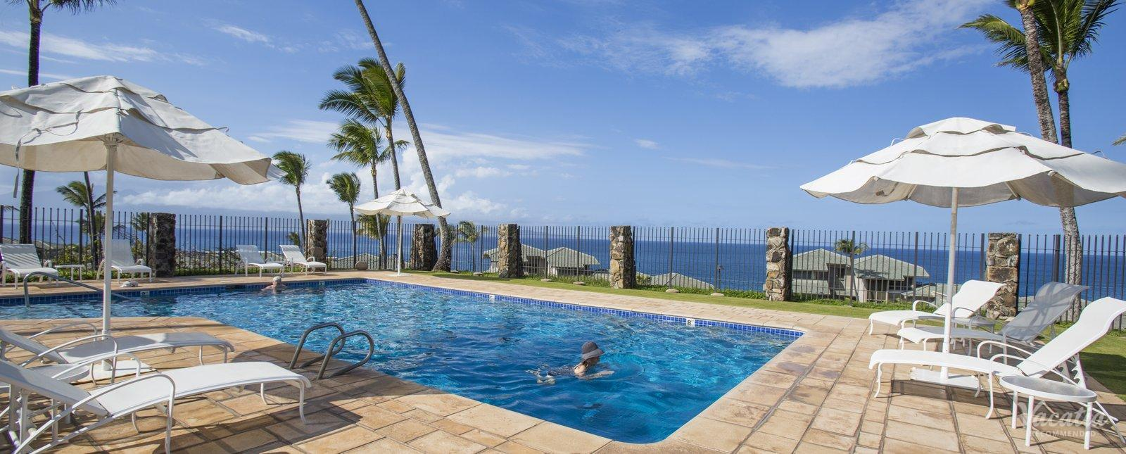 Kapalua Villas Pool