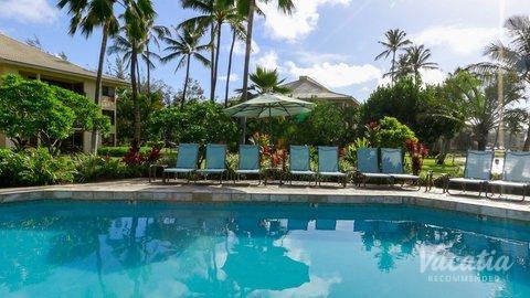 Kauai Beach Villas Pool