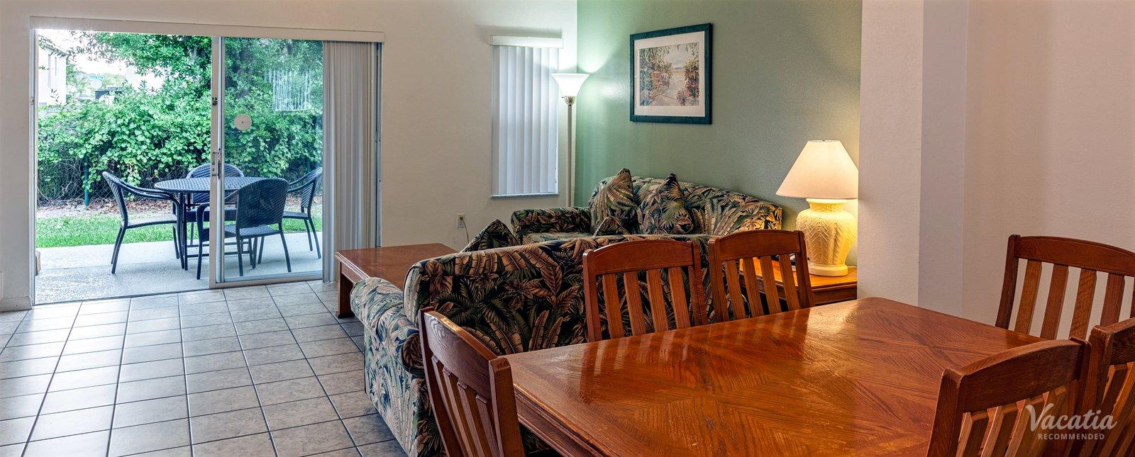 Lake Berkley Resort Condo Rentals