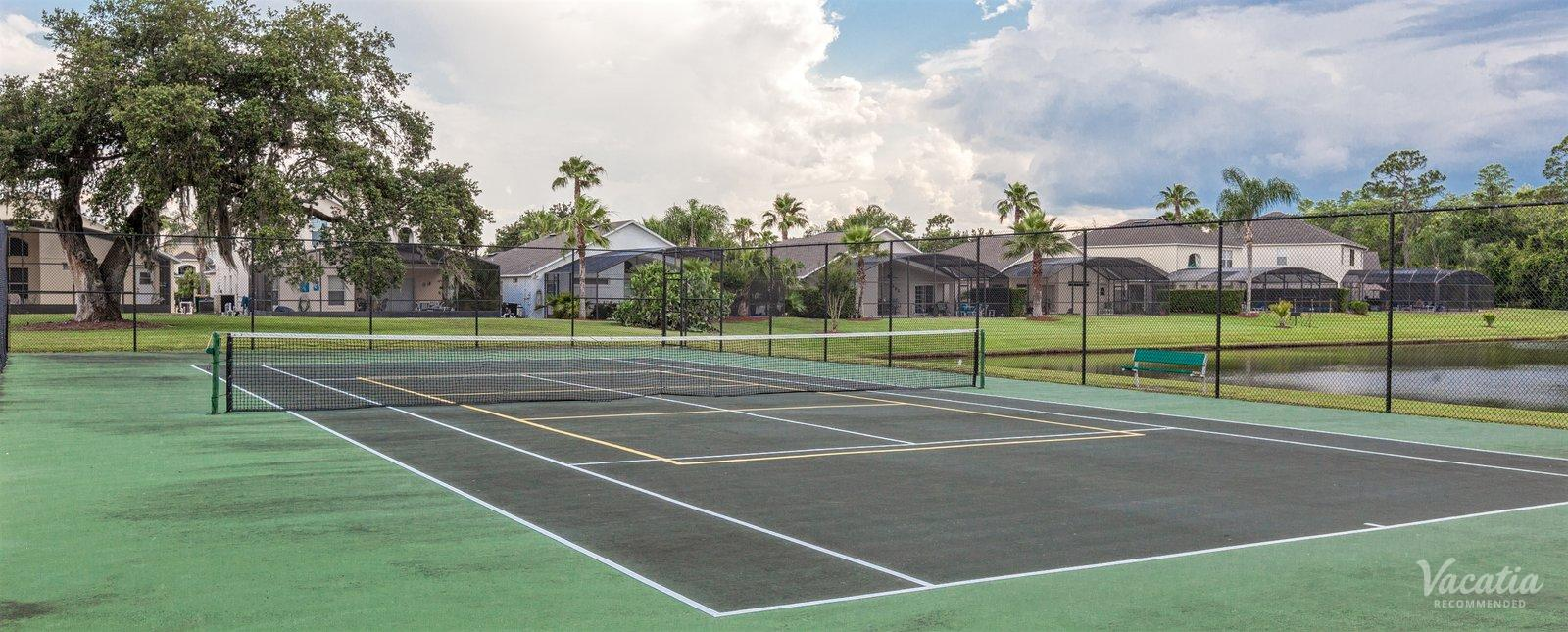 Lake Berkley Resort Tennis Courts