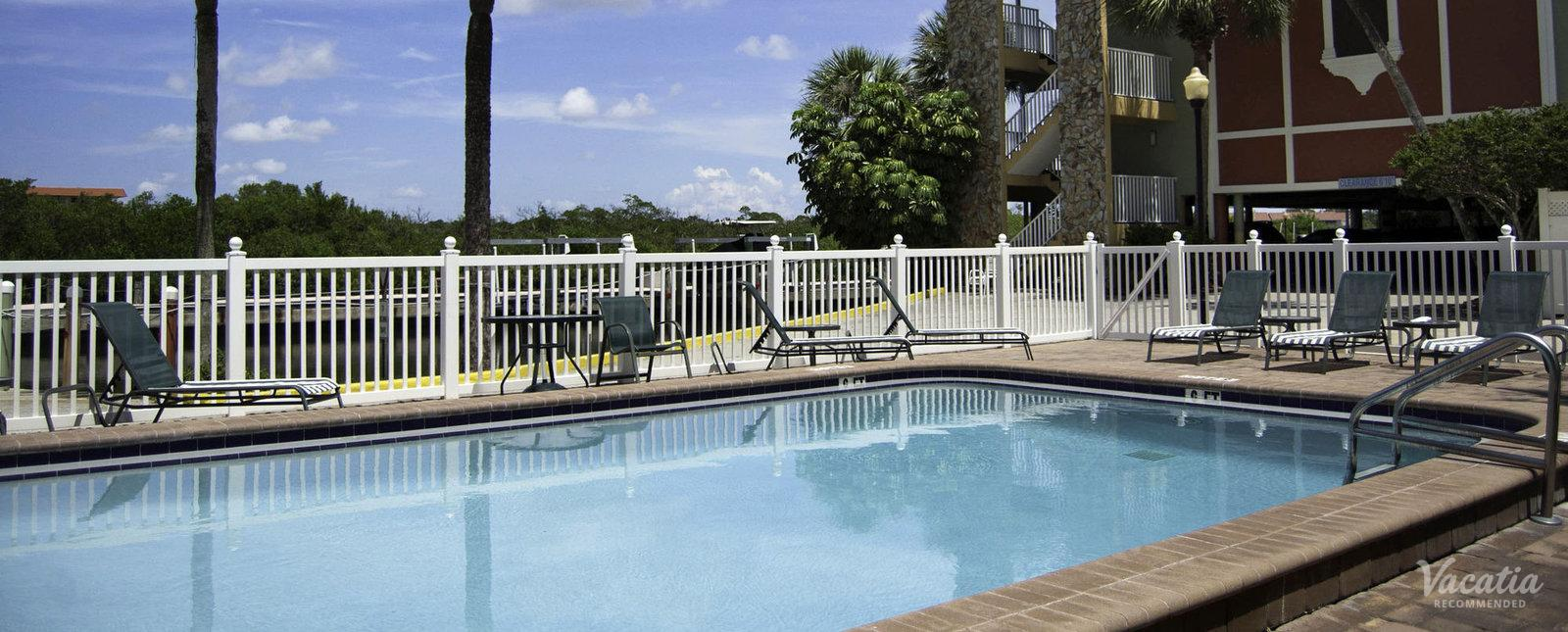 Legacy Vacation Resorts Indian Shores Pool