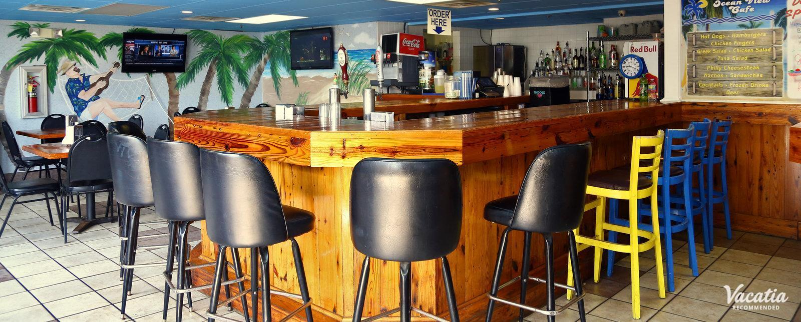 Long Bay Beach Resort Bar