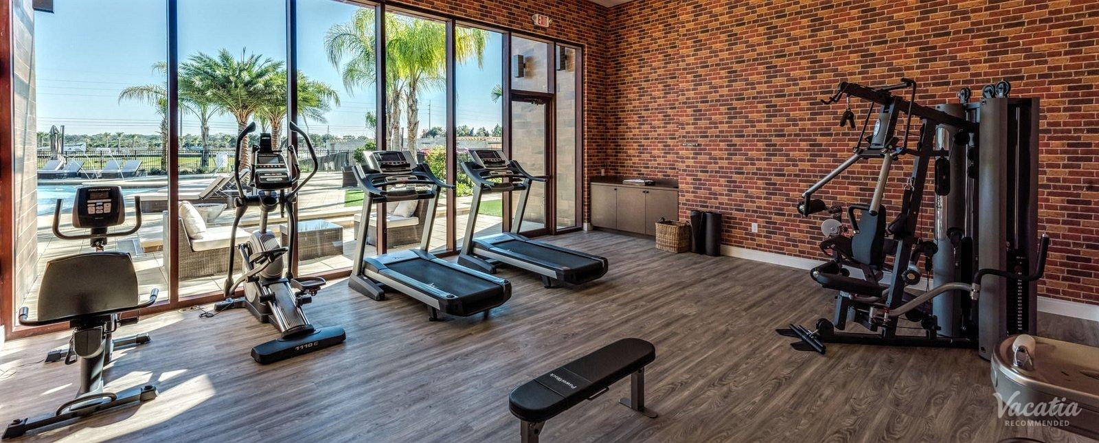 Magic Village Resort Fitness Center