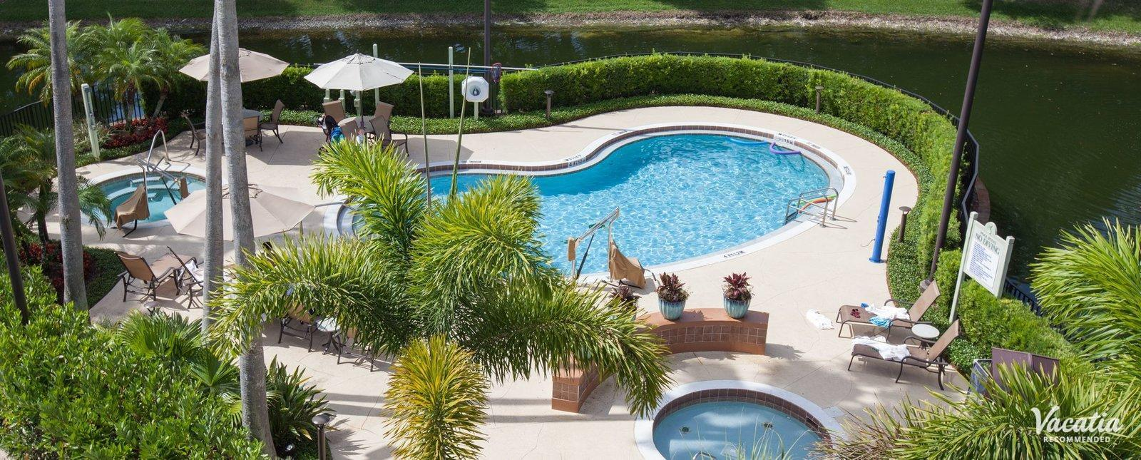 Marriott's Imperial Palms Villas family friendly pools