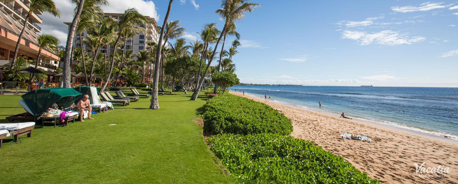 Marriott's Maui Ocean Club Beachfront