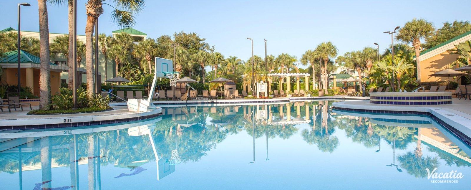Marriott's Royal Palms family friendly pools