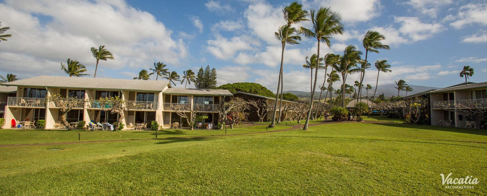 Napili Shores Maui by Outrigger quiet vacation rentals