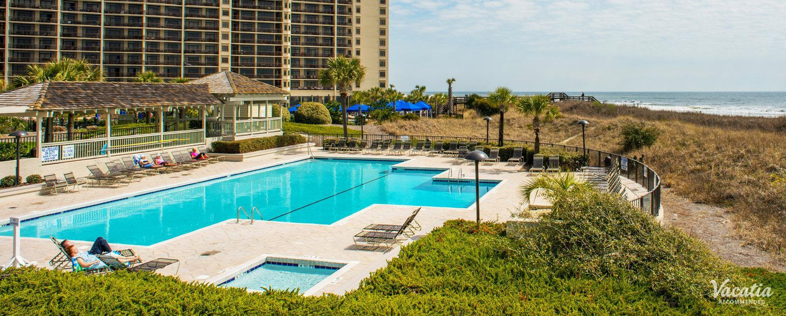 Ocean Creek Resort myrtlebeach family pool