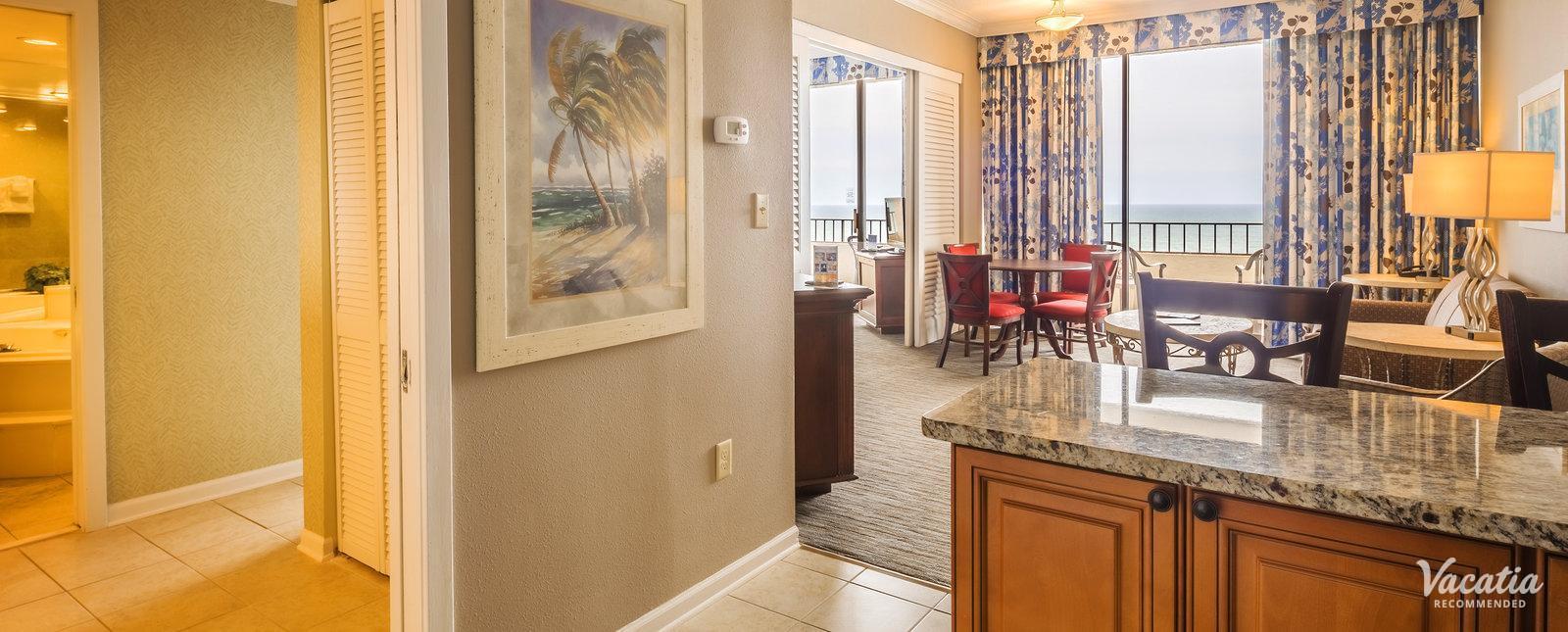 1 Bedroom Resort Suites at Island Vista Resort  Top Rates