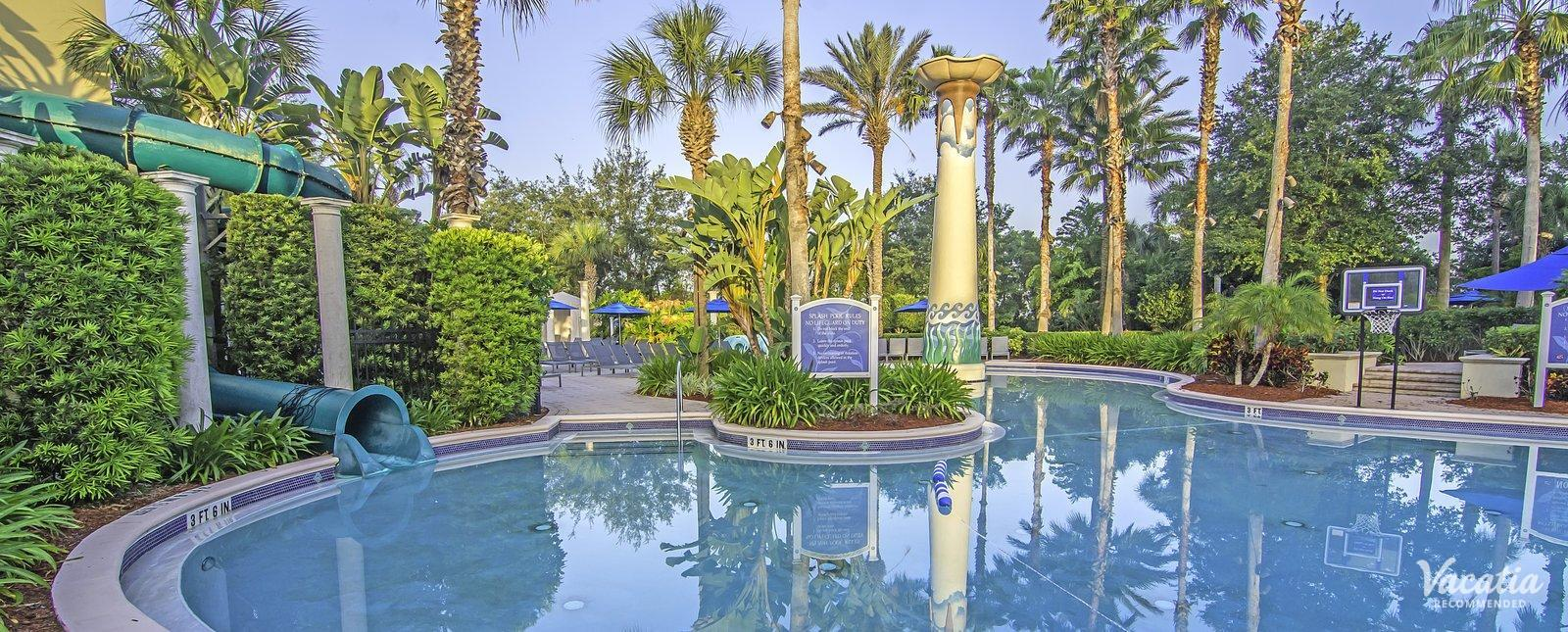 Omni Orlando Resort at ChampionsGate family friendly pools