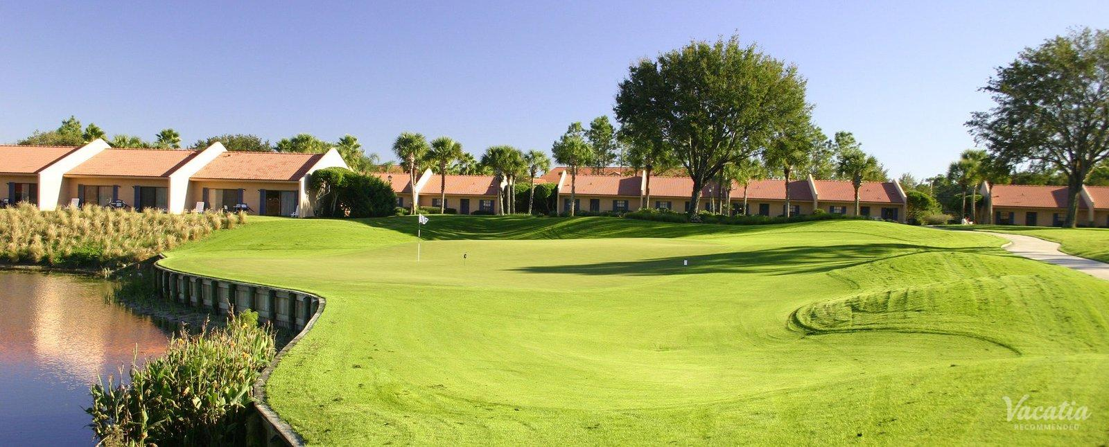 Orange Lake Resort golf course